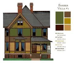 How To Choose Exterior Paint Colors How To Choose Paint Colors For Victorian Houses Old House