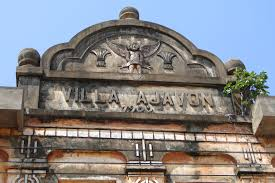 file villa ajavon facade of early 20th century french colonial