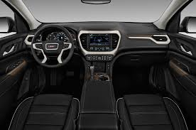 ford fusion 2017 interior 2017 gmc acadia reviews and rating motor trend canada