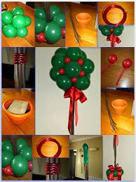 balloon wreath diy christmas balloon wreath pictures photos and images for