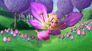 barbie thumbelina leapfrog
