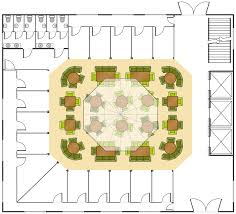 How To Read Floor Plans Symbols Food Court Floor Plan This Example Was Created In Conceptdraw