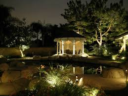 alpine landscape lighting by artistic illumination