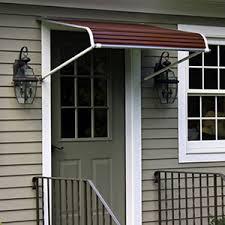 Wooden Window Awnings Door Canopies U0026 Window Awnings Ct Aluminum Fabric Wood