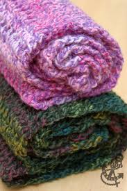 extremely fast u0026 easy marble yarn crochet scarves handmade gift