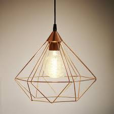 Cage Pendant Light Light It Up Kitchen Lighting The Shaker Kitchen Company