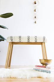 ikea bench alice and loisikea hack mudcloth upholstered bench alice and lois