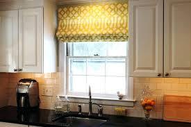 window treatment ideas for kitchen kitchen window treatments diy 5 fresh ideas for kitchen window