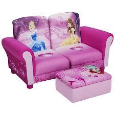 Disney Princess Bedroom Ideas Found It At Wayfair Disney Princess Kids Sofa And Ottoman
