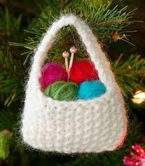 yarnie ornament allfreeknitting