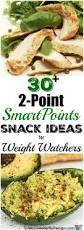 huge list of 2 point smartpoints snack ideas for weight watchers