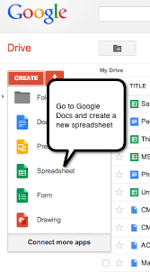 Create A Doc Spreadsheet The Absurdly Illustrated Guide To Sortable Searchable Data
