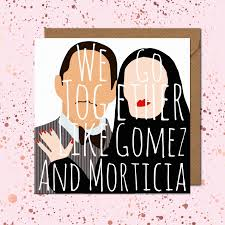 funny greetings card funny addams family valentines the