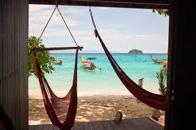 beach front bungalow castaway beach resort koh lipe