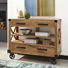 Mango Wood Console Table Shop Console Tables At Lowes Com