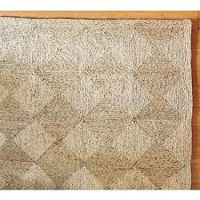 Pottery Barn Jute Rugs Patchwork Jute Rug Pottery Barn Polyvore