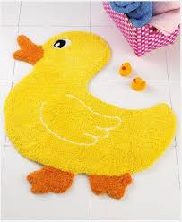 Yellow Duck Bath Rug Duck Bath Rug Rubber Duck