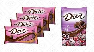 dove chocolate hearts score sweet savings on s day dove chocolate hearts