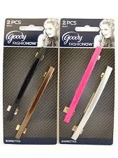 goody barrettes goody hair barrettes for women ebay
