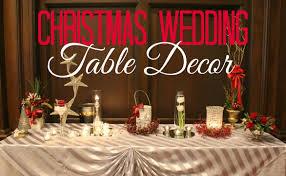 christmas wedding table decor temple square blog title loversiq