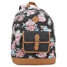 bloom backpack northfield bloom burst backpack black pbteen