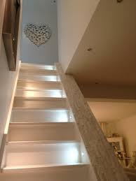 ruban led escalier kit 6 mini spots led abords de piscine lumihome dec kitsol 6et