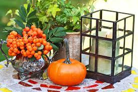 fall pumpkin wallpaper flowers candle table vase wonderful silver arrangement lantern