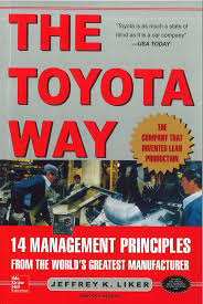toyota corporate the toyota way 14 management principles from the world u0027s greatest