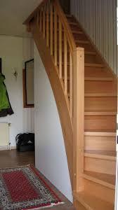 geschlossene treppen tischlerei alsleben treppen geländer