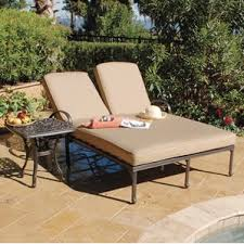 Lounge Patio Chair Double Chaise Lounge Outdoor Furniture Furniture Decoration Ideas