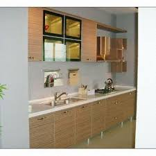 Particle Board Kitchen Cabinets Modern Kitchen Cabinets With 18mm Thick E1 Moisture Resistance