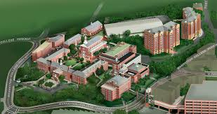 Boston College Campus Map by Manhattan College Campus Map De La Salle Academy Pinterest