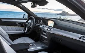 mercedes benz silver lightning interior 2014 mercedes benz e class first look motor trend