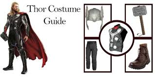 diy thor costume ideas chris hemsworth thor halloween costume guide