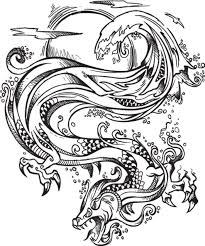 19 best japanese tattoo art images on pinterest dragon tattoo