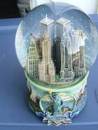 baptism snow globes new york city snow globe i want snow globes of all the places i