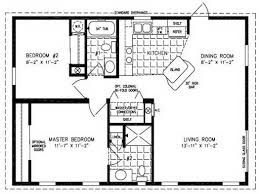 Single Room House Plans 1992 Chandeleur 52x28 Double Wide Mobile Home For Sale Charleston