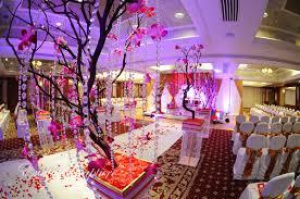 indoor decorations indoor wedding ceremony decoration with purple lightswedwebtalks