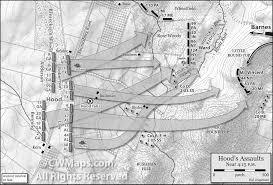 Gettysburg Map Hal Jespersen U0027s Civil War Cartography Portfolio And Sample Maps