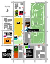 tcc south cus map cus map the institute of science the of