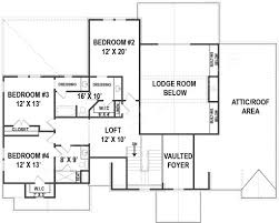 Cottge House Plan by Laurelwood Cottage Cottage Floor Plans Rustic Floor Plans
