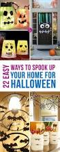 Make Your Own Halloween Decorations Kids 309 Best Halloween Images On Pinterest Kids Crafts Halloween