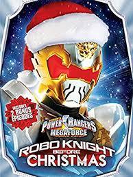 amazon power rangers megaforce robo knight christmas