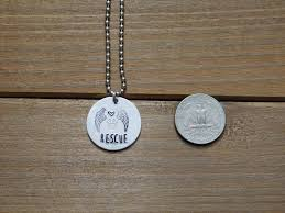 personalized sted necklace personalized dog memorial necklace best necklace design 2017