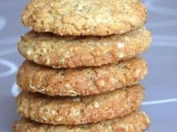 cuisiner flocon d avoine cookies aux flocons d avoine et à la noix de coco recette ptitchef