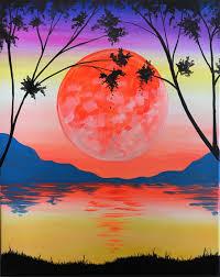 creepy crimson sky halloween background solstice sunset jpg