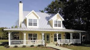 country home with wrap around porch beautiful country home w wrap around porch hq plans metal