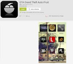 ifruit android gta v ifruit app prompts android warning phonesreviews
