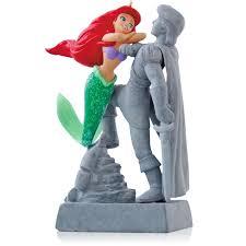 disney the mermaid keepsake ornaments hallmark