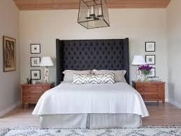 Gray Tufted Headboard Dark Grey Tufted Headboard Home Design Ideas